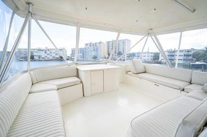 Bridge Seating 1993 Ocean Yachts  Sport Fisherman 2738756