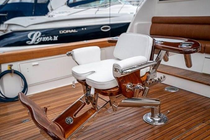 Fighting Chair 1993 Ocean Yachts  Sport Fisherman 2738757