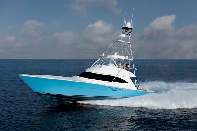 BLUE BIRD 2019 VIKING Convertible Sport Fisherman 2738897