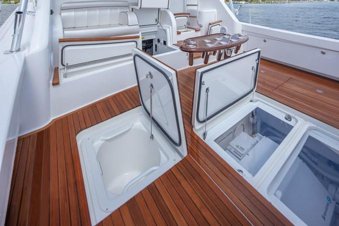 Cockpit 2019 VIKING Convertible Sport Fisherman 2738899