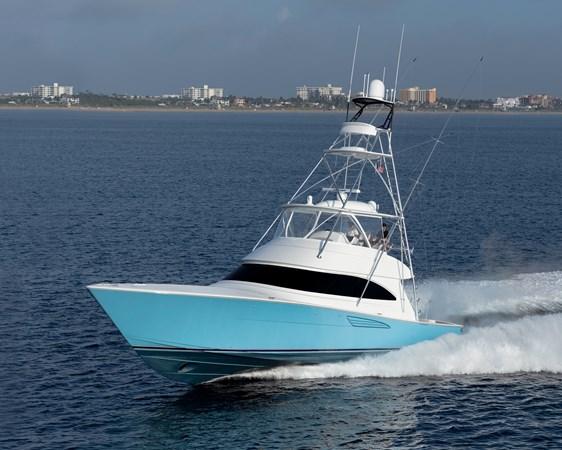 BLUE BIRD 2019 VIKING Convertible Sport Fisherman 2738912