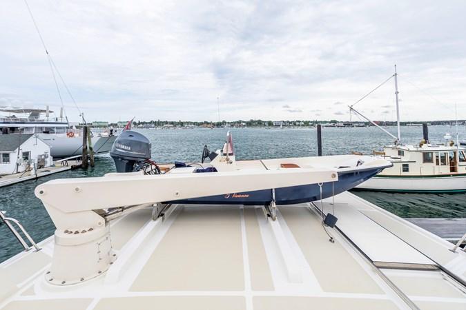 Davit 2005 MARLOW Explorer 78E Motor Yacht 2765365