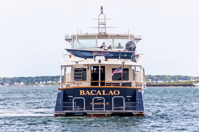 Bacalao Stern 2005 MARLOW Explorer 78E Motor Yacht 2765391