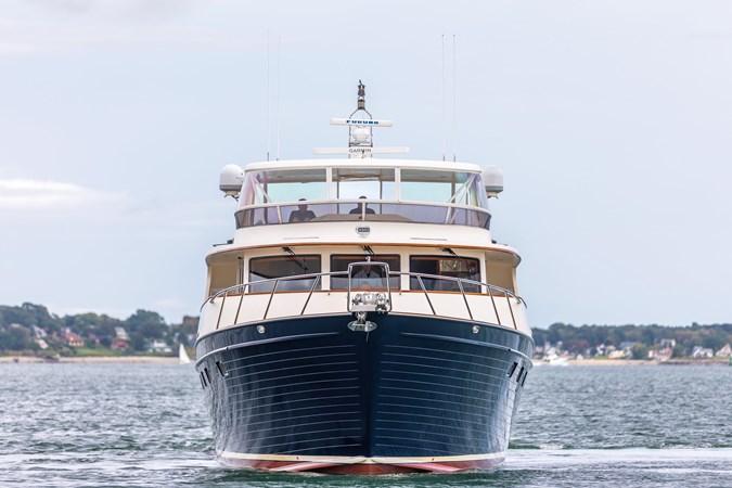 Bacalao Bow 2005 MARLOW Explorer 78E Motor Yacht 2765403