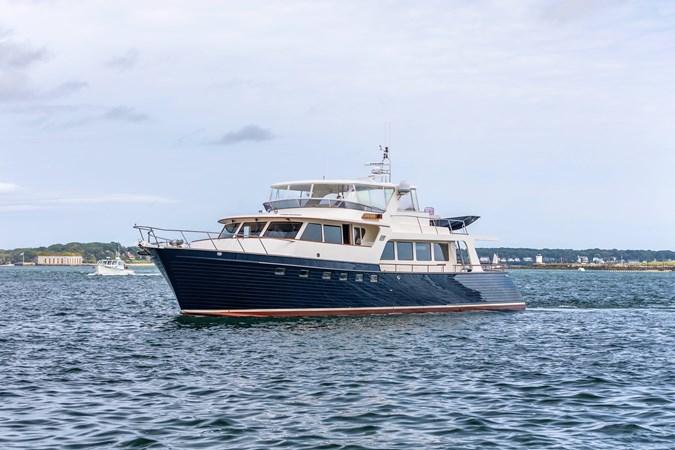 Bacalao Port Side 2005 MARLOW Explorer 78E Motor Yacht 2765407
