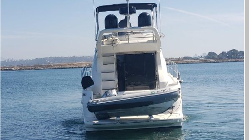 5 2001 AZIMUT 42 Flybridge Cruiser 2740264