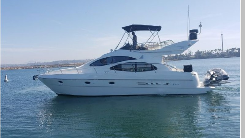 88 2001 AZIMUT 42 Flybridge Cruiser 2740268