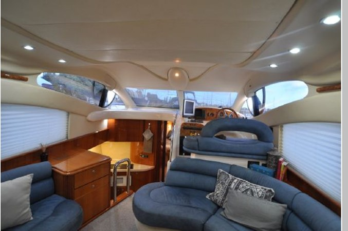 25 2001 AZIMUT 42 Flybridge Cruiser 2740304