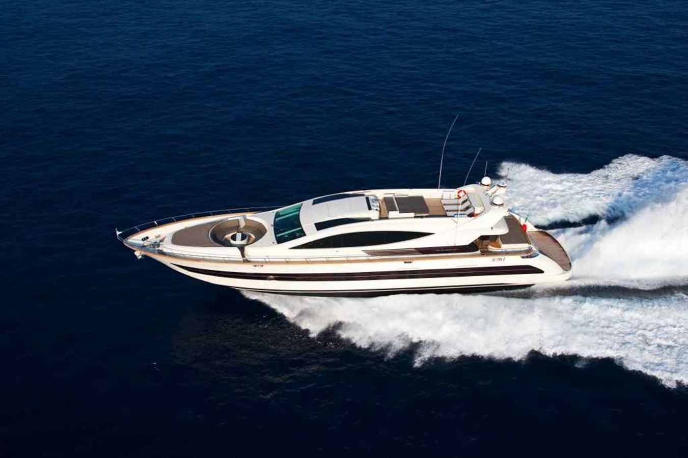 TOBY yacht for sale