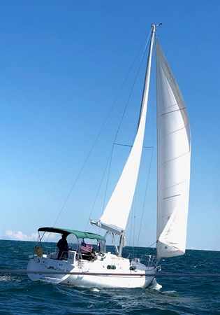 000 2005 BENETEAU 331 Sloop Cruising Sailboat 2743469