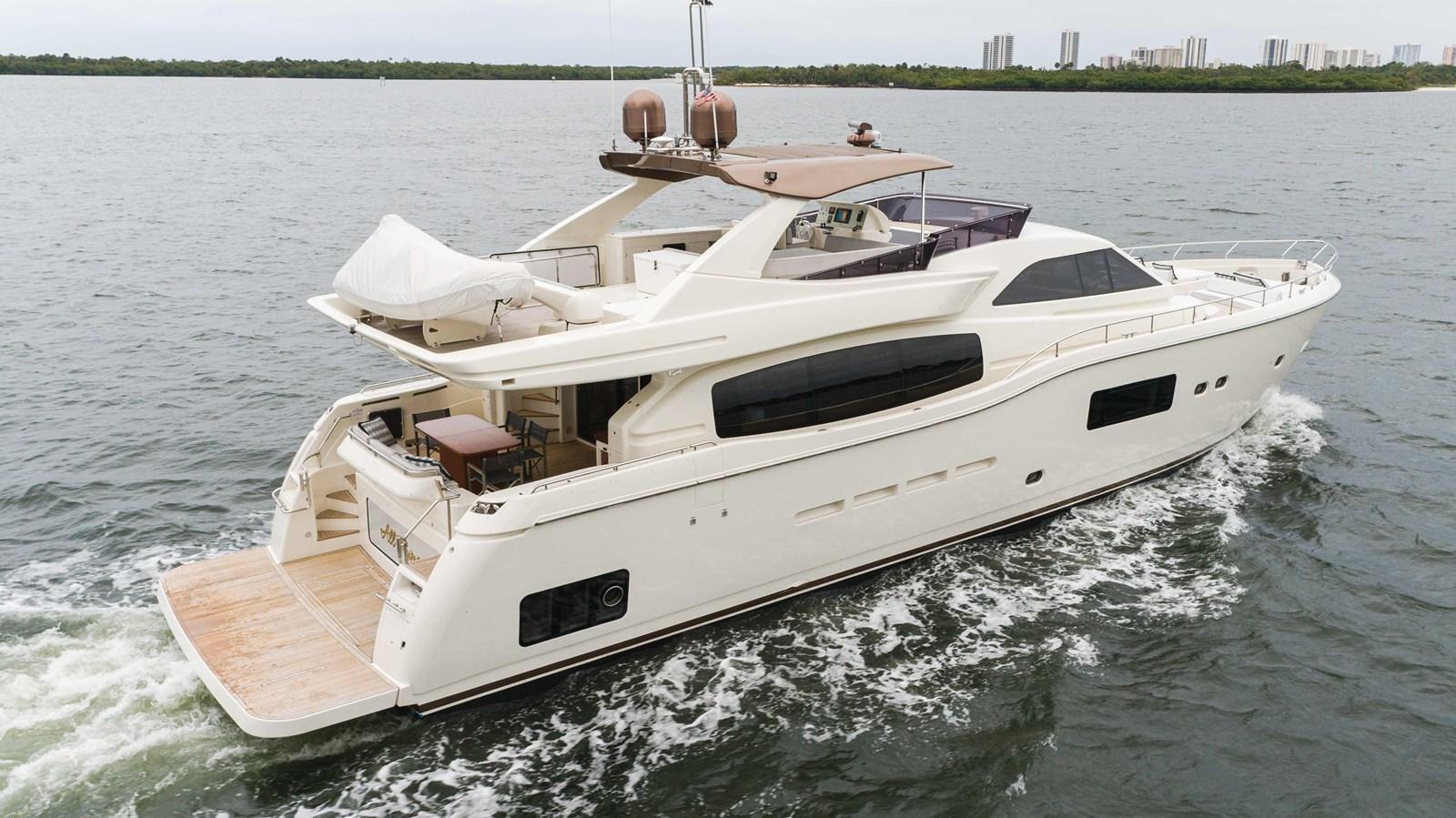 2015 FERRETTI YACHTS  Motor Yacht 2883003
