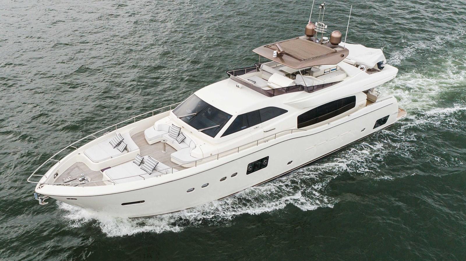 2015 FERRETTI YACHTS  Motor Yacht 2883004