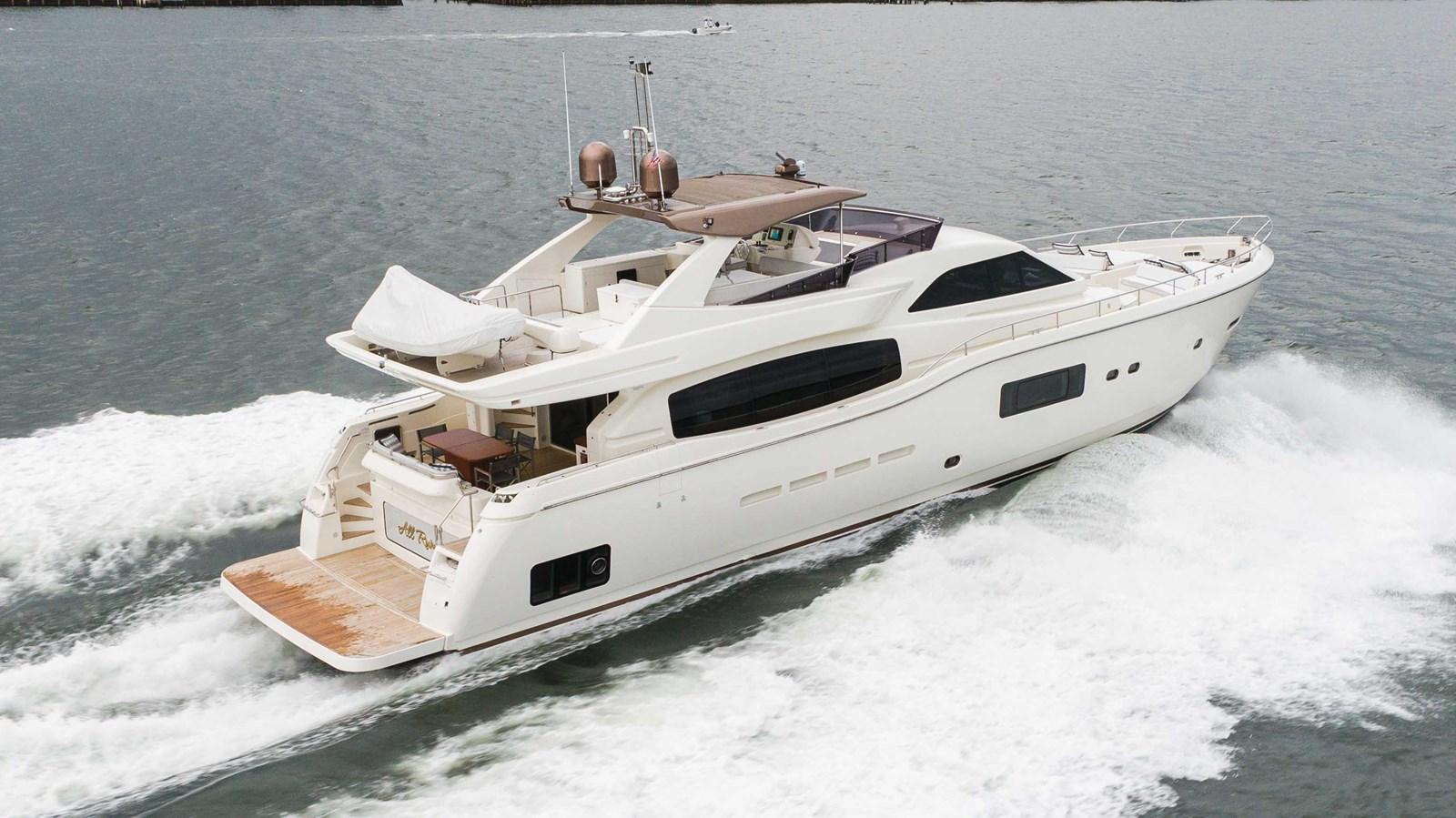 2015 FERRETTI YACHTS  Motor Yacht 2883005