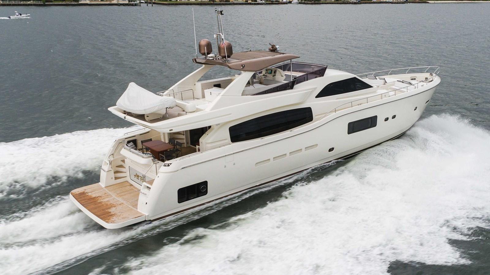 2015 FERRETTI YACHTS  Motor Yacht 2883006