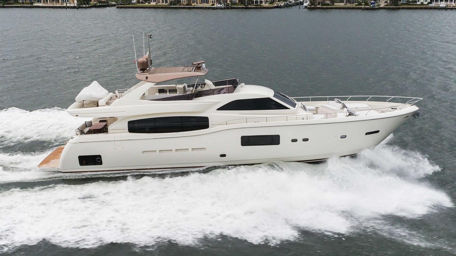 2015 FERRETTI YACHTS  Motor Yacht 2883007