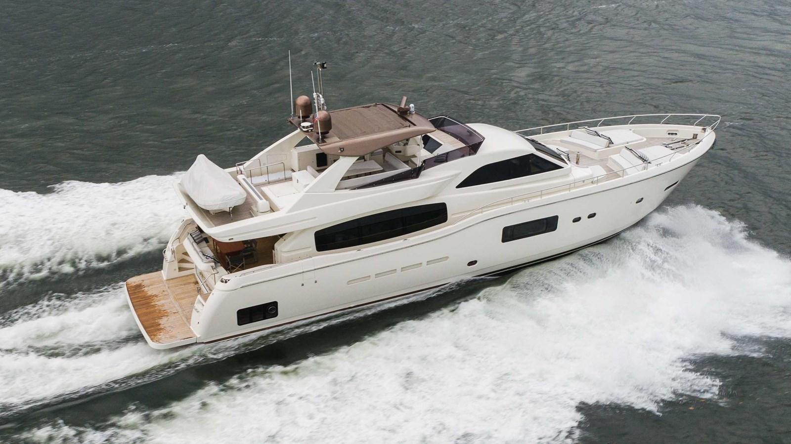 2015 FERRETTI YACHTS  Motor Yacht 2883008