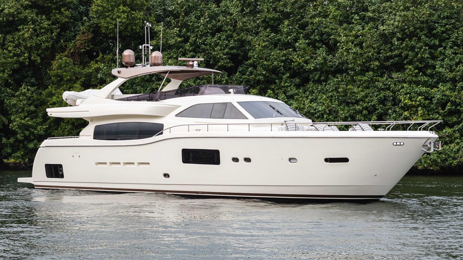 2015 FERRETTI YACHTS  Motor Yacht 2883015