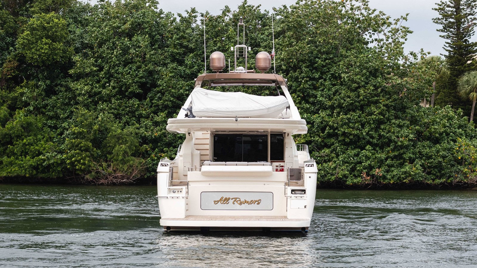 2015 FERRETTI YACHTS  Motor Yacht 2883018