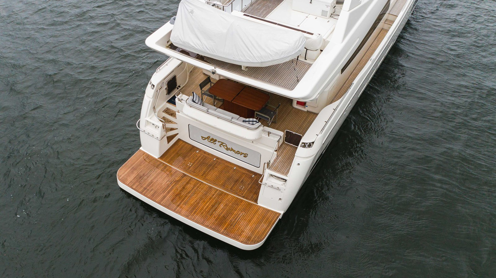 2015 FERRETTI YACHTS  Motor Yacht 2883023