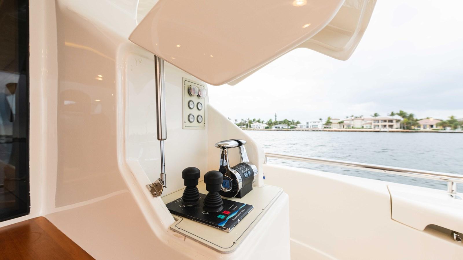 Aft Docking Station 2015 FERRETTI YACHTS  Motor Yacht 2883032