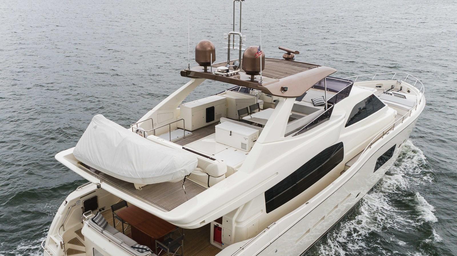 2015 FERRETTI YACHTS  Motor Yacht 2883040