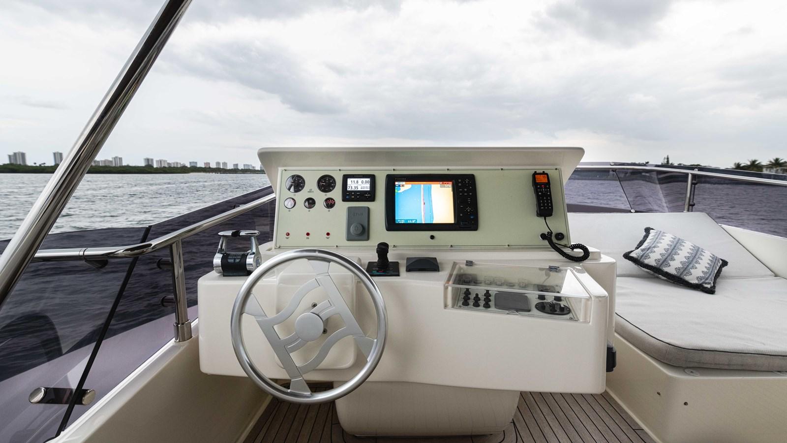2015 FERRETTI YACHTS  Motor Yacht 2883076