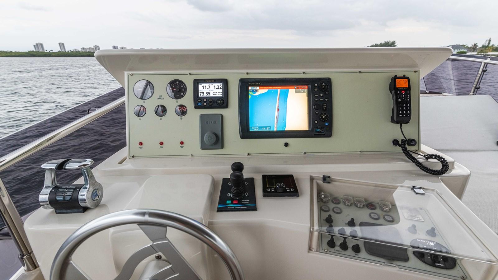 2015 FERRETTI YACHTS  Motor Yacht 2883078