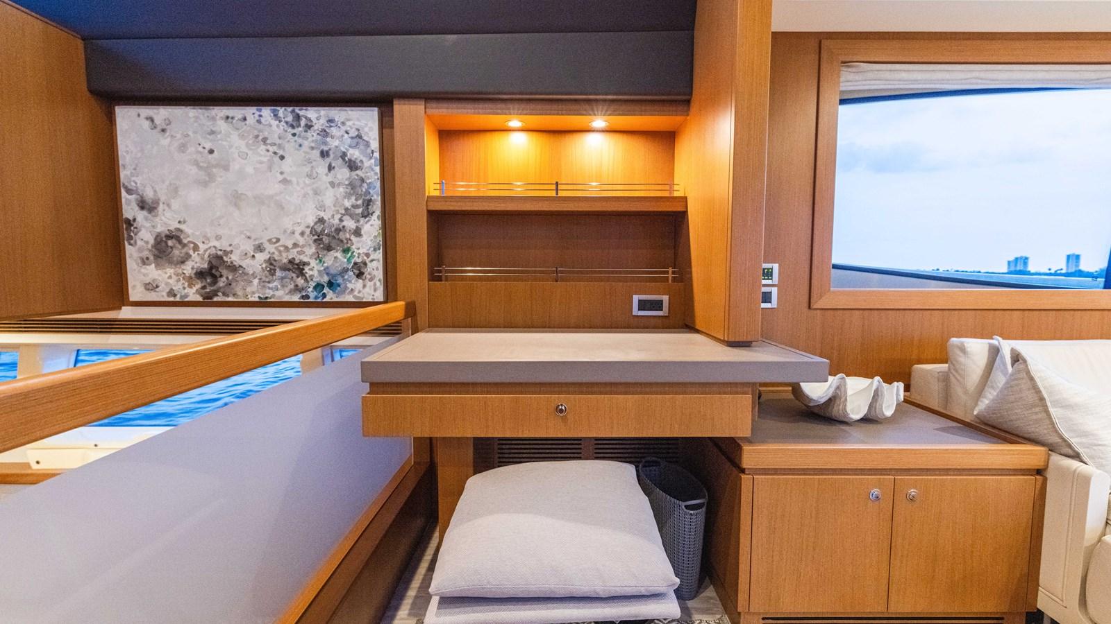Owner Desk 2015 FERRETTI YACHTS  Motor Yacht 2883109