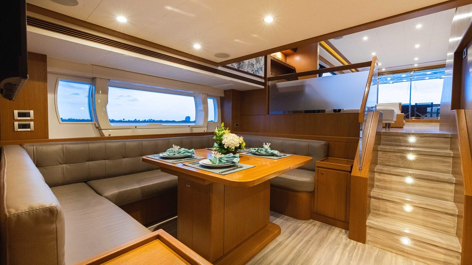 Dinette 2015 FERRETTI YACHTS  Motor Yacht 2883117