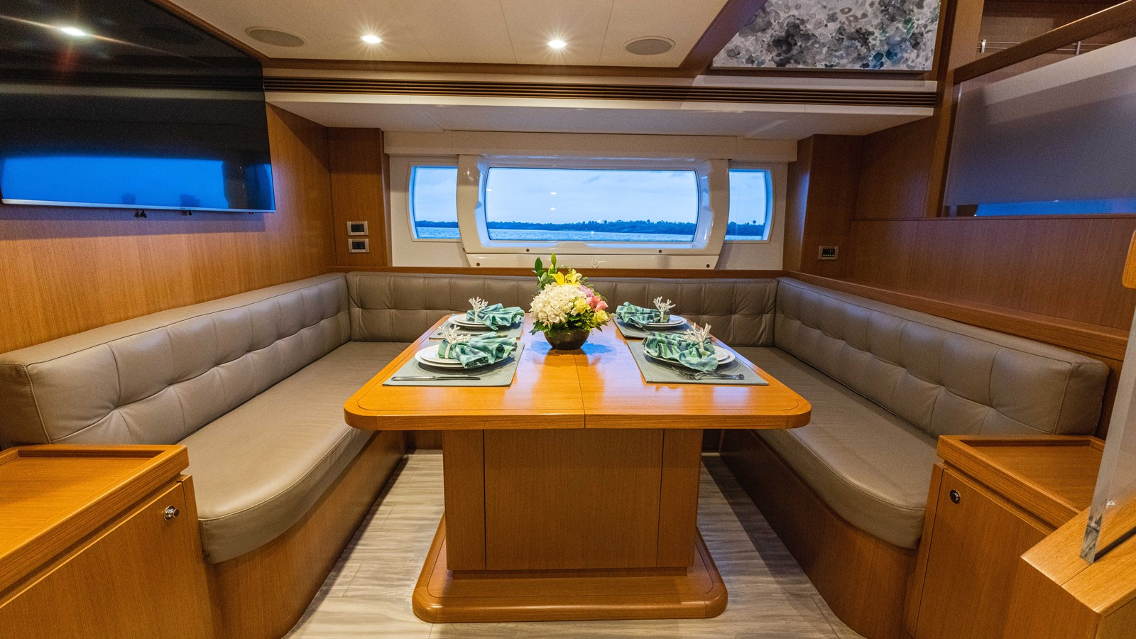 Dinette 2015 FERRETTI YACHTS  Motor Yacht 2883118