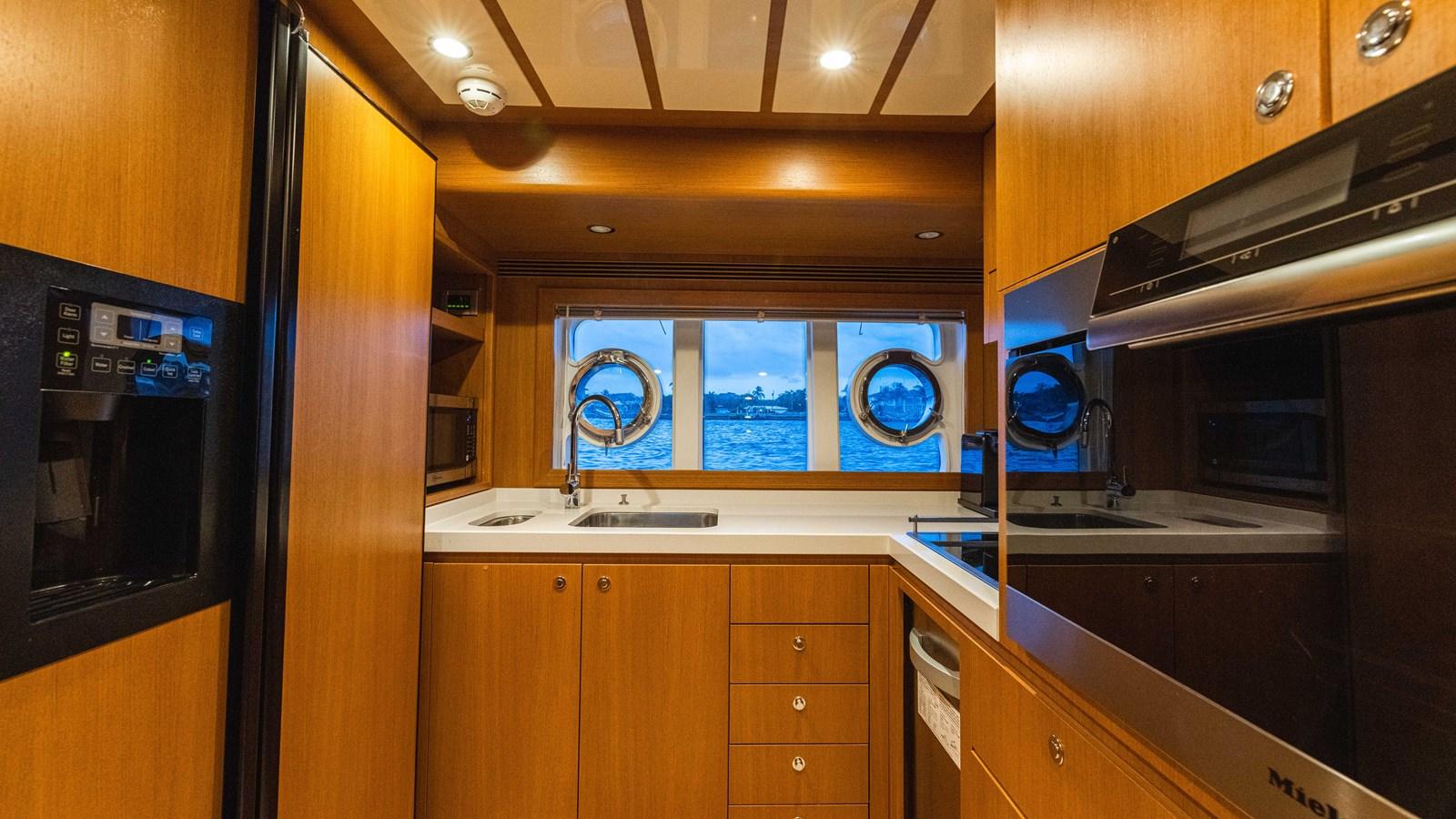 Galley 2015 FERRETTI YACHTS  Motor Yacht 2883121