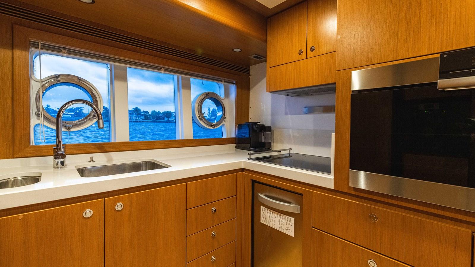 Galley 2015 FERRETTI YACHTS  Motor Yacht 2883122
