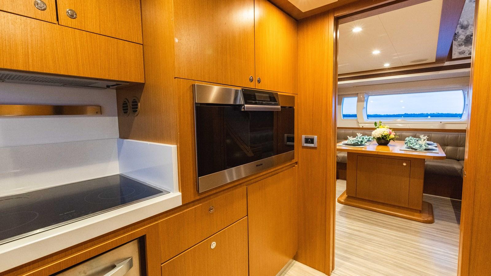 Galley 2015 FERRETTI YACHTS  Motor Yacht 2883123