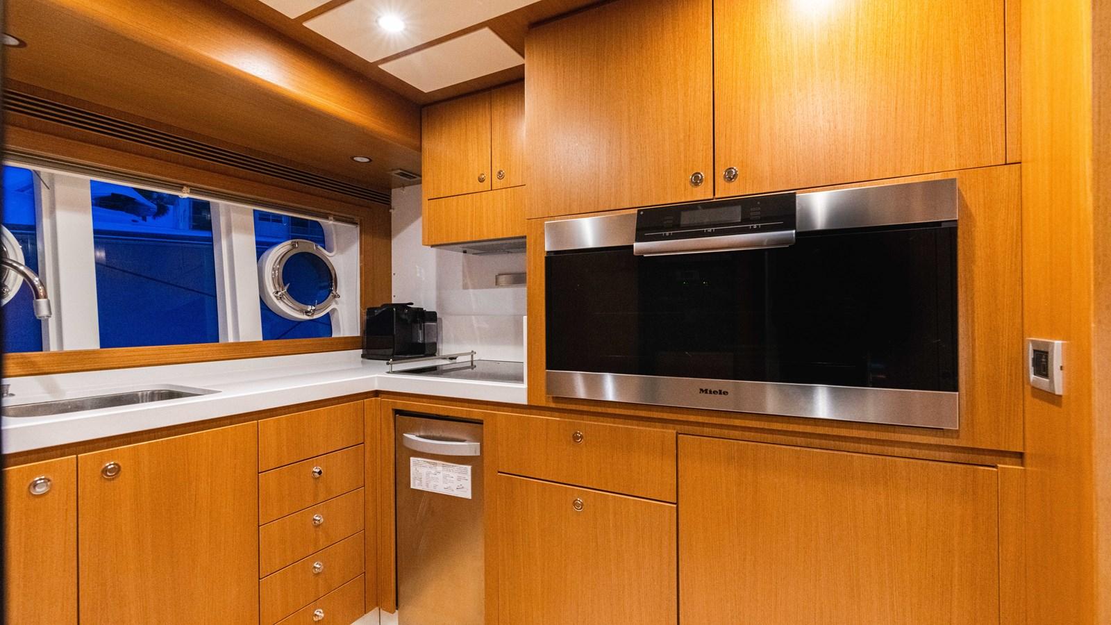 Galley 2015 FERRETTI YACHTS  Motor Yacht 2883124