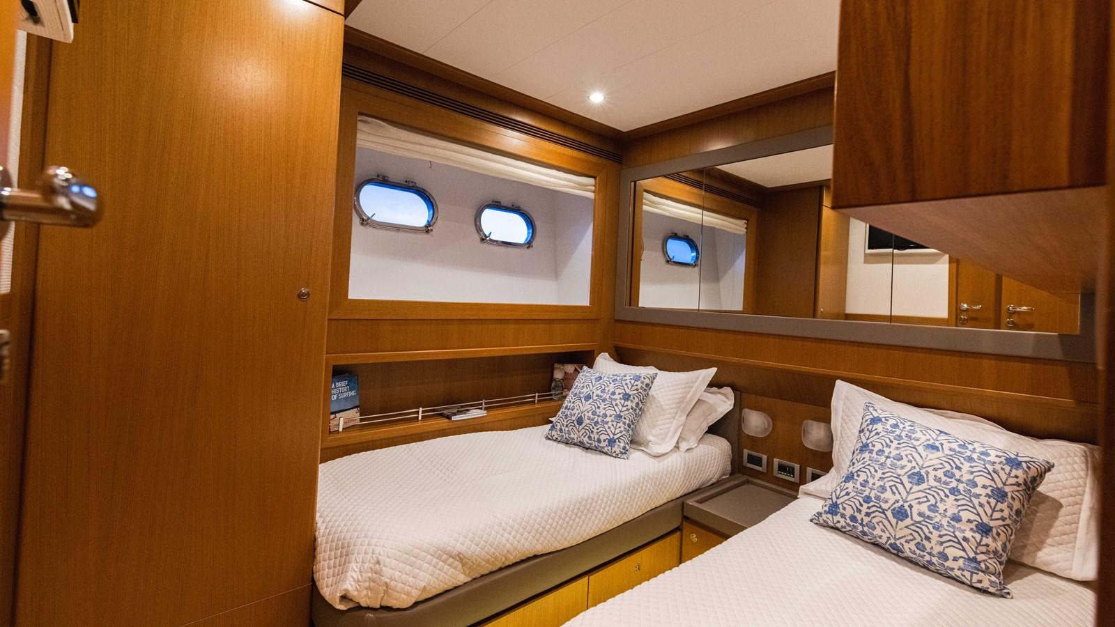 Starboard Stateroom 2015 FERRETTI YACHTS  Motor Yacht 2883130