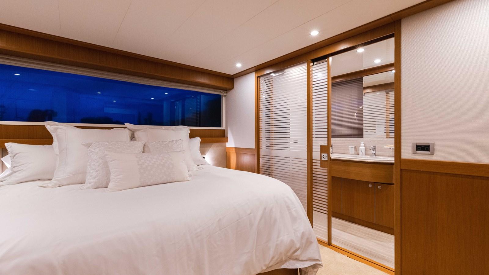 Master Stateroom 2015 FERRETTI YACHTS  Motor Yacht 2883175