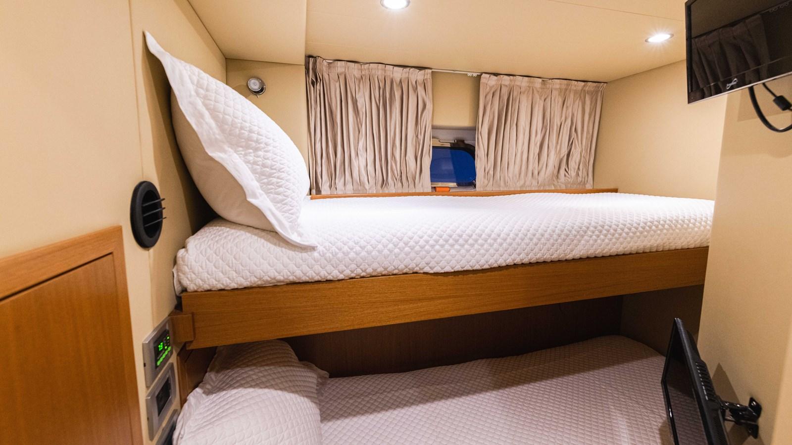 Crew Cabin 2015 FERRETTI YACHTS  Motor Yacht 2883218
