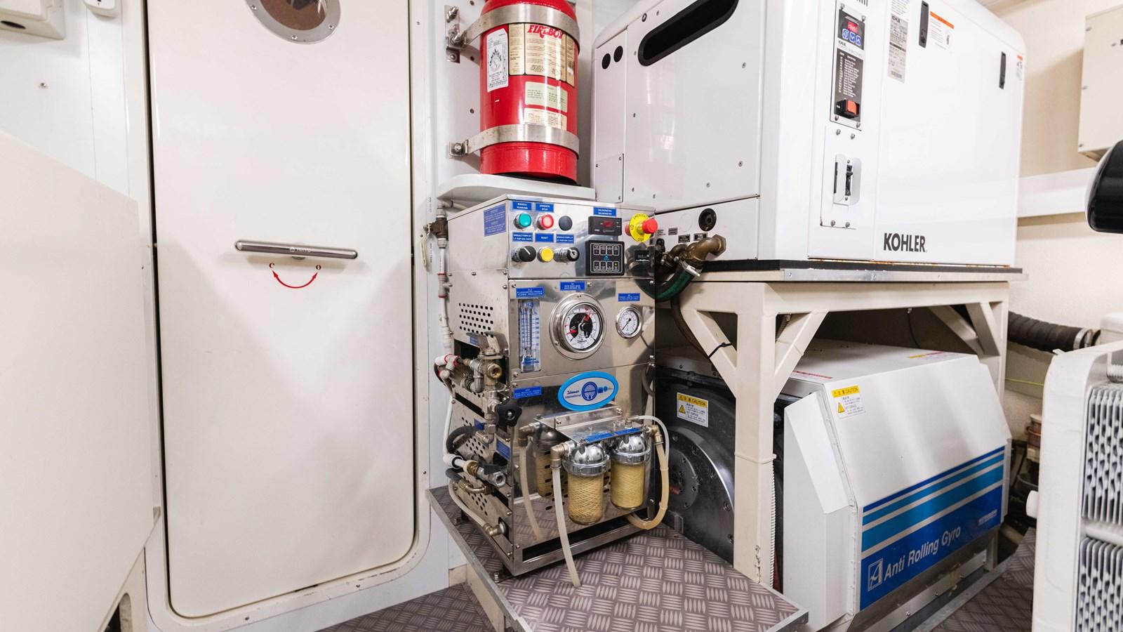 Watermaker 2015 FERRETTI YACHTS  Motor Yacht 2883238