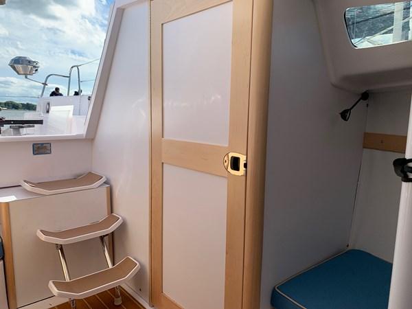 039 2015 CATALINA 275 Sport Cruising/Racing Sailboat 2743614