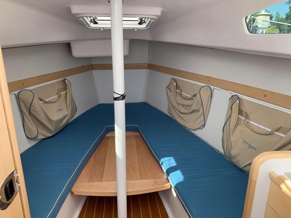 036 2015 CATALINA 275 Sport Cruising/Racing Sailboat 2743618