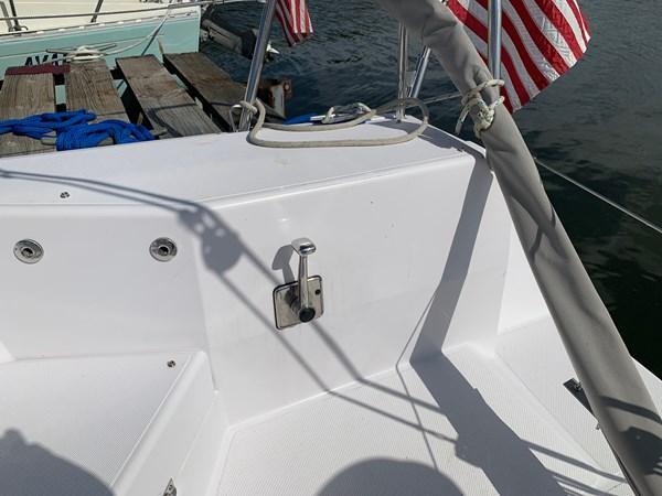 011 2015 CATALINA 275 Sport Cruising/Racing Sailboat 2743637