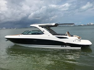 2015 Sea Ray 350 SLX @ Cancun  259838