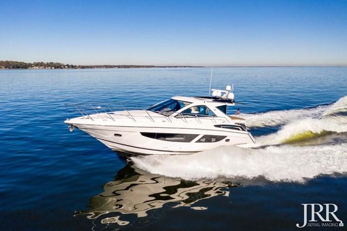 Port Profile 2017 REGAL 53 Sport Coupe Motor Yacht 2745536