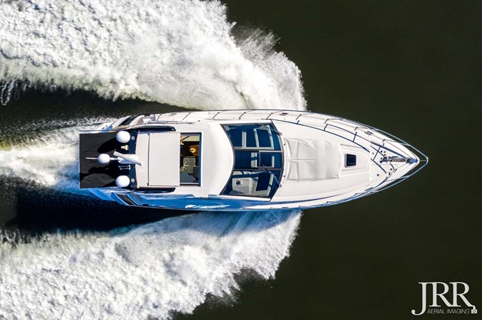 Drone View 2017 REGAL 53 Sport Coupe Motor Yacht 2745539