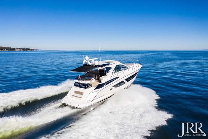 Starboard Stern 2017 REGAL 53 Sport Coupe Motor Yacht 2745575