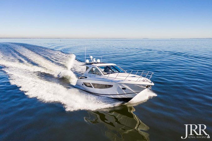 Starboard Bow 2017 REGAL 53 Sport Coupe Motor Yacht 2745578