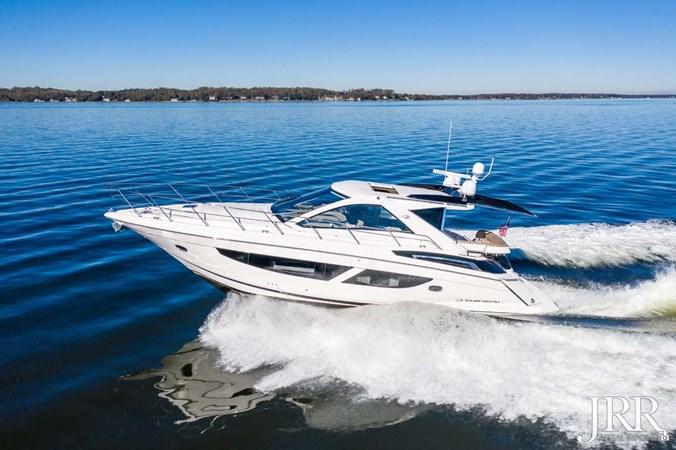 Port Profile 2017 REGAL 53 Sport Coupe Motor Yacht 2745584