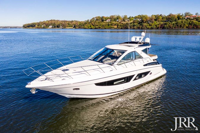 Port Bow 2017 REGAL 53 Sport Coupe Motor Yacht 2745587