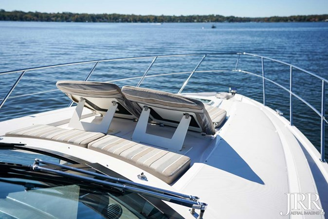 Bow Seating 2017 REGAL 53 Sport Coupe Motor Yacht 2745591
