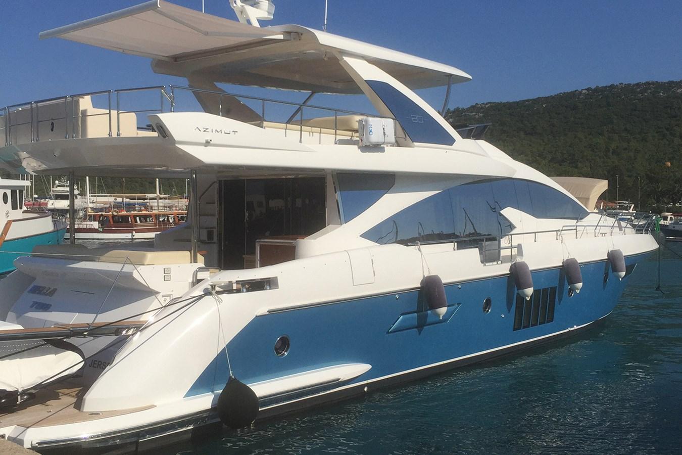 Exterior 2018 AZIMUT 80 Motor Yacht 2746630